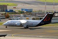 OO-DJK @ EBBR - BAe 146-RJ200 [E2271] (Brussels Airlines) Brussels~OO 13/08/2010