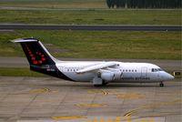 OO-DJL @ EBBR - OO-DJL   BAe 146-RJ85 [E2273] (Brussels Airlines) Brussels~OO 15/08/2010