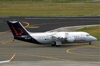 OO-DJT @ EBBR - BAe 146-RJ85 [E2294] (Brussels Airlines) Brussels~OO 15/08/2010