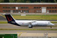 OO-DWC @ EBBR - BAe 146-RJ100 [E3322] (Brussels Airlines) Brussels~OO 13/08/2010