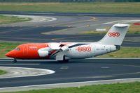 OO-TAZ @ EBBR - BAe 146-RJ200QC [E2188] (TNT Airways) Brussels~OO 15/08/2010