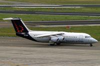 OO-DWI @ EBBR - BAe 146-RJ100 [E3342] (Brussels Airlines) Brussels~OO 15/08/2010