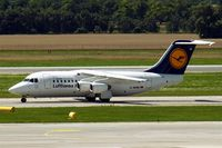 D-AVRB @ LOWW - BAe 146-RJ85 [E2253] (Lufthansa Regional) Vienna-Schwechat~OE 13/07/2009