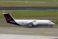 OO-DWF @ EBBR - BAe 146-RJ100 [E3332] (Brussels Airlines) Brussels~OO 15/08/2010