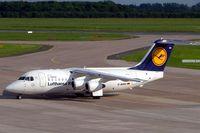 D-AVRO @ EDDW - BAe 146-RJ85 [E2246] (Lufthansa Regional) Bremen~D 22/05/2006