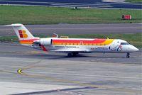 EC-IJE @ EBBR - Canadair CRJ-200ER [7700] (Air Nostrum) Brussels~OO 15/08/2010