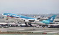 F-OLOV @ KLAX - Airbus A340-300