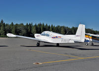 N208EZ @ GOO - Parked at Nevada County Airport, Grass Valley, CA. - by Phil Juvet