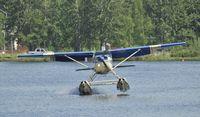 N61599 @ PALH - Landing at Lake Hood
