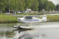 N4229M @ PALH - Departing Lake Hood