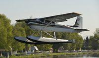 N9150C @ PALH - Departing Lake Hood