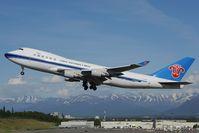 B-2461 @ PANC - China Southern Boeing 747-400 - by Dietmar Schreiber - VAP