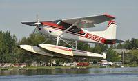 N80359 @ PALH - Departing Lake Hood