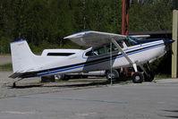 N4410T @ 14AK - Cessna 185
