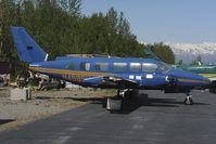 N4585U @ PAAQ - Era Alaska Piper 31