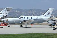 N693MA @ KCMA - At Camarillo Airport , California