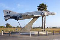 157259 - Preserved at Point Mugu NAS, Oxnard, California - by Terry Fletcher