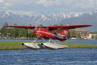 N626KT @ LHD - Rusts Cessna 206 - by Dietmar Schreiber - VAP