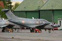 108 @ LFOA - Embraer EMB-121AA Xingu, Avord Air Base 702 (LFOA) - by Yves-Q