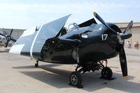 N18P @ ADS - Cavanaugh Flight Museum, Warbirds over Addison 2013