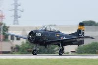 N828JC @ ADS - Cavanaugh Flight Museum, Warbirds over Addison 2013