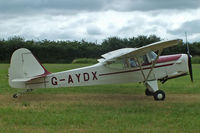 G-AYDX photo, click to enlarge