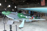 N854DP @ ADS - Cavanaugh Flight Museum, Warbirds over Addison 2013