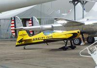 D-EMKF @ LFPB - XtremeAir Sbach 300 at the Aerosalon 2013, Paris - by Ingo Warnecke