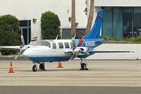 N369QC @ KSMO - At Santa Monica Airport , California