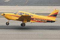 N2902S @ KSMO - At Santa Monica Airport , California