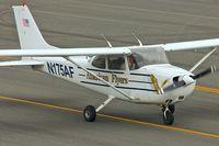 N175AF @ KSMO - At Santa Monica Airport , California