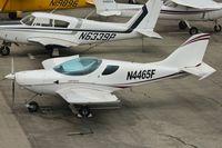 N4465F @ KSMO - At Santa Monica Airport , California