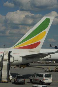 ET-ALZ @ EDDF - Ethiopian Airlines Boeing 757-200