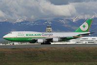 B-16462 @ PANC - Eva Air Boeing 747-400 - by Dietmar Schreiber - VAP