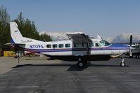N717PA @ PAAQ - Era Alaska Cessna 208 Caravan