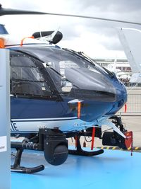0747 @ LFPB - Eurocopter EC135T-2 of the Gendarmerie at the Aerosalon 2013, Paris - by Ingo Warnecke