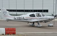 G-VBCA @ EGSH - Nice visitor. - by keithnewsome
