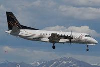 N679PA @ PANC - Pen Air Saab 340