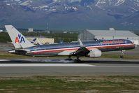 N631AA @ PANC - American Airlines Boeing 757-200