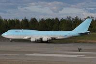N779BA @ PANC - Evergreen Boeing 747-400