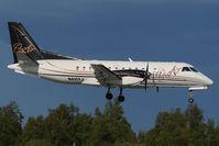 N410XJ @ PANC - Pen Air Saab 340