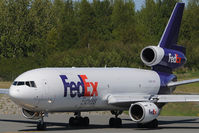 N308FE @ PANC - Fedex DC10