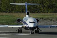 VP-BPZ @ PANC - Boeing 727-100