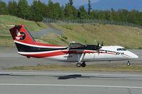 N882EA @ PANC - Era Alaska dash 8-100