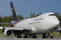 N570UP @ PANC - UPS Boeing 747-400