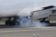 B-LJB @ PANC - Cathay Pacific Boeing 747-8