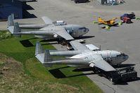 N1394N @ PAAQ - Flying Boxcar - by Dietmar Schreiber - VAP