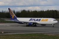 N641GT @ PANC - Atlas Air Boeing 767-300