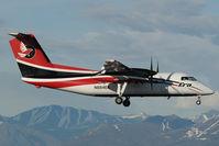N884EA @ PANC - Era Alaska Dash 8-100