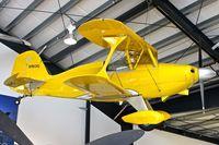 N163G @ KSMO - Exhibited in the Museum of Flying in Santa Monica Airport